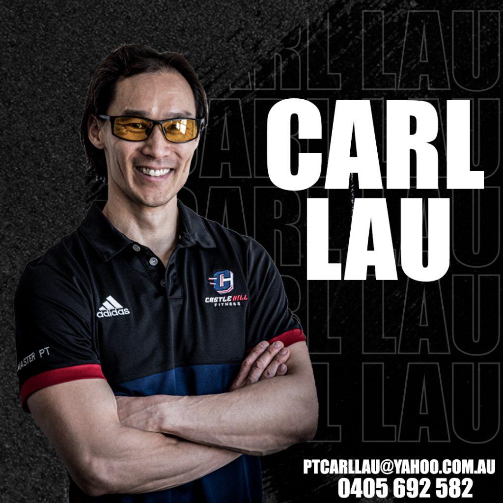 Carl Lau