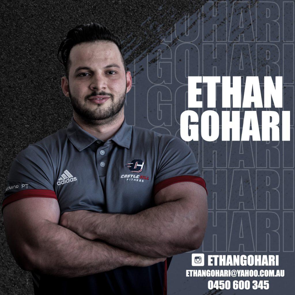 Ethan Gohari