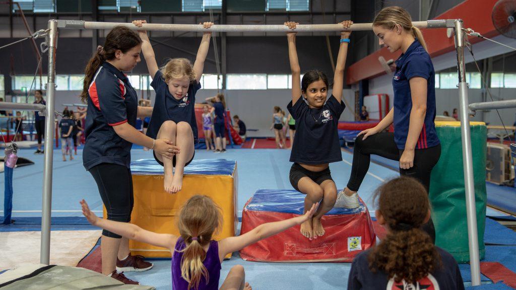 Beginners Gymnastics