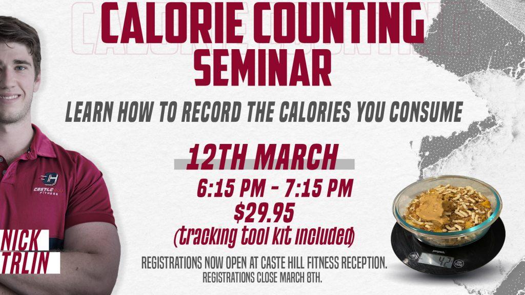 Calorie Counting Seminar