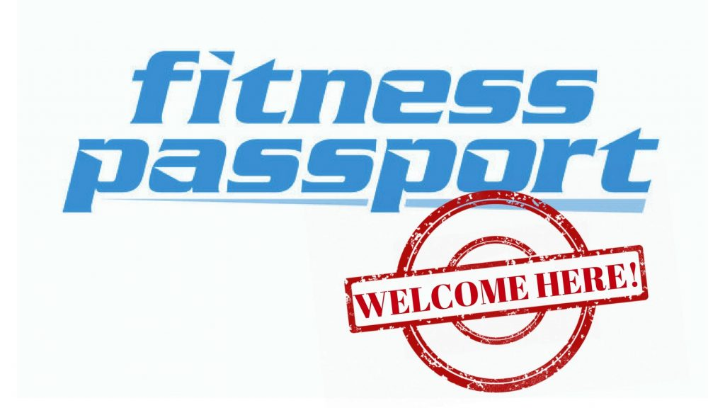 Fitness Passport Welcome