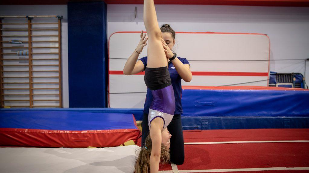 Acrobatics For Dancers