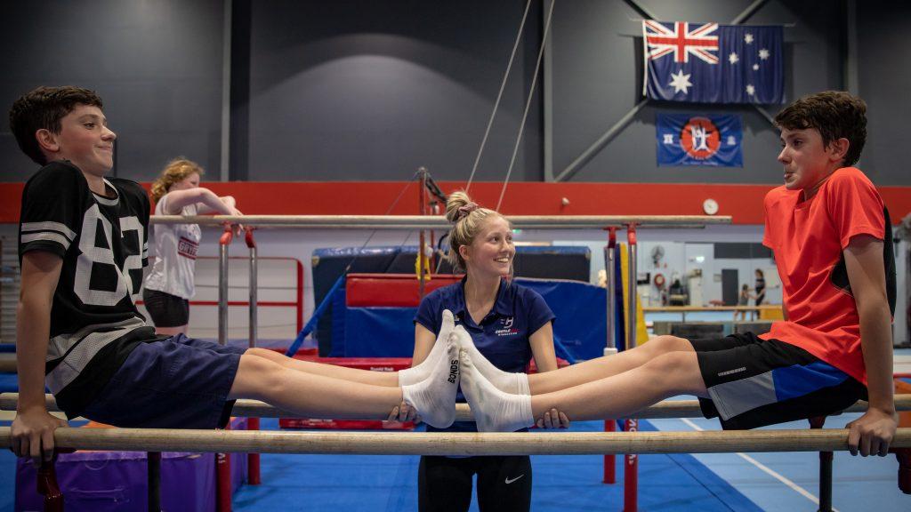 Teens Gymnastics