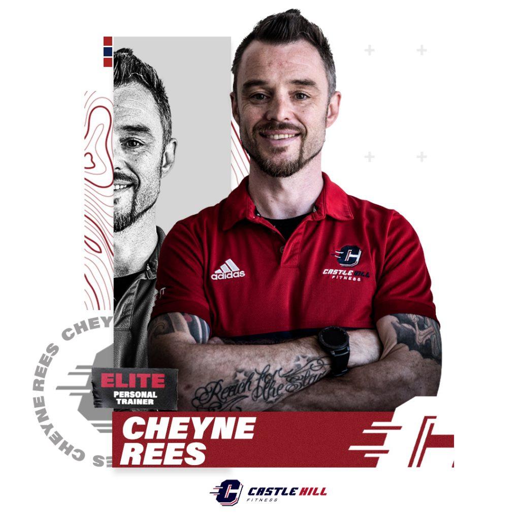 Cheyne Rees