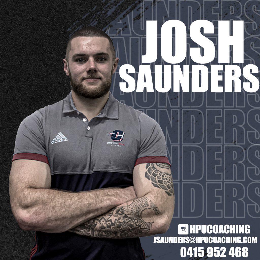 Josh Saunders