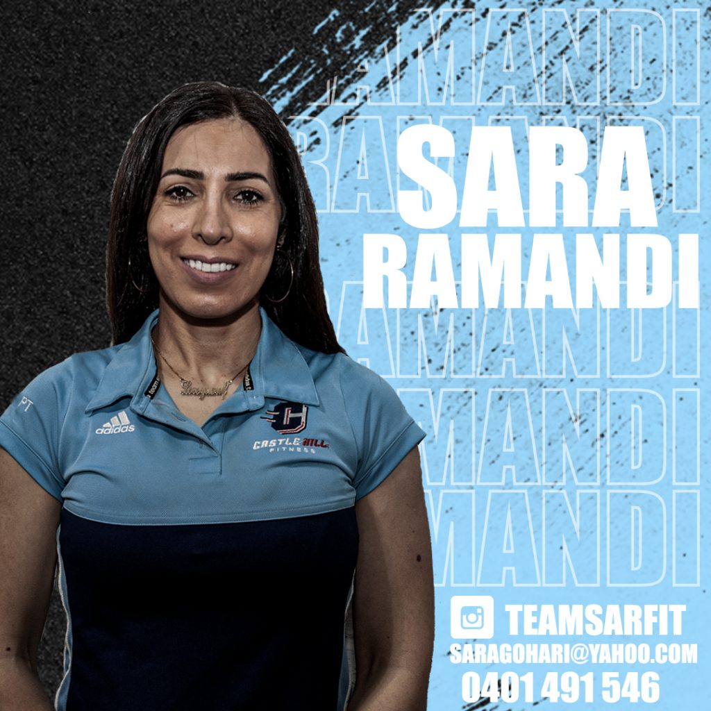 Sara Ramandi